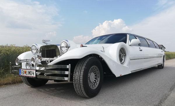 Limousine Lincoln Excalibur
