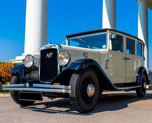 Oldtimer Austin Six