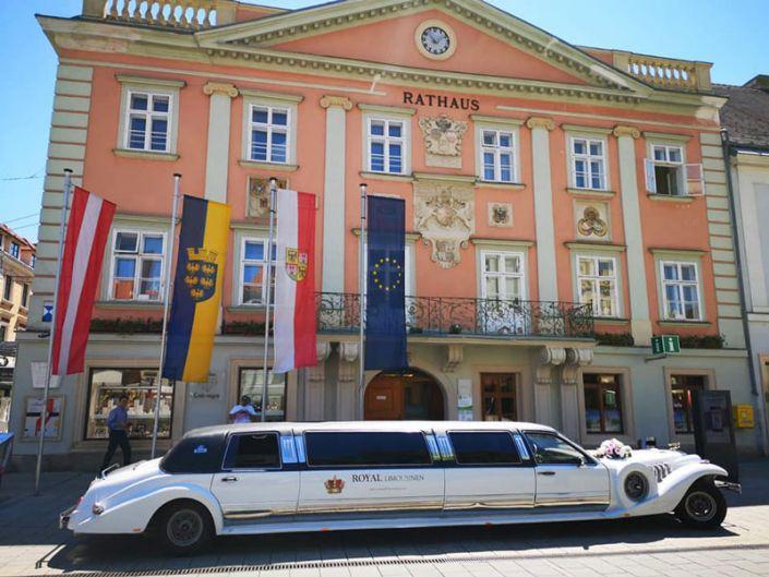 Stretchlimousine Mieten Wien