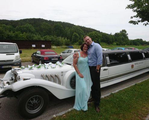 Hochzeitslimousine Neunkirchen