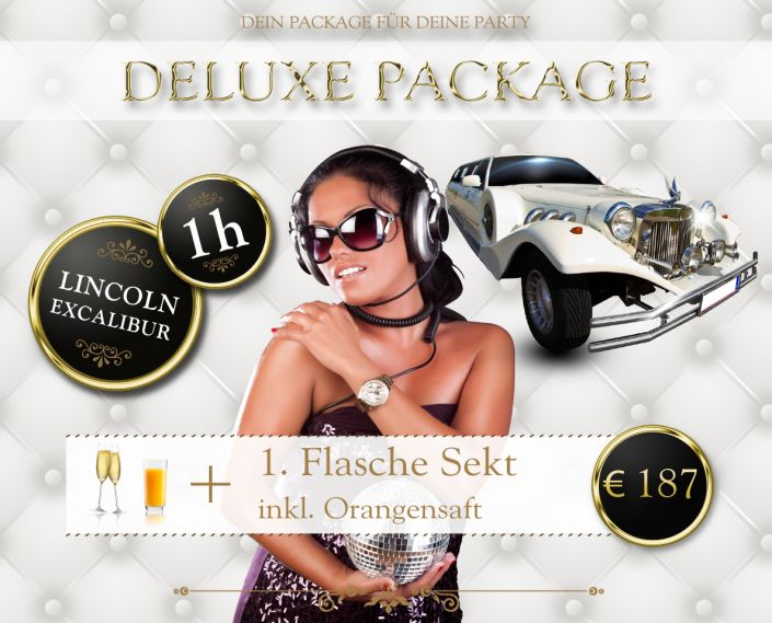 Angebote Limousinen Packages