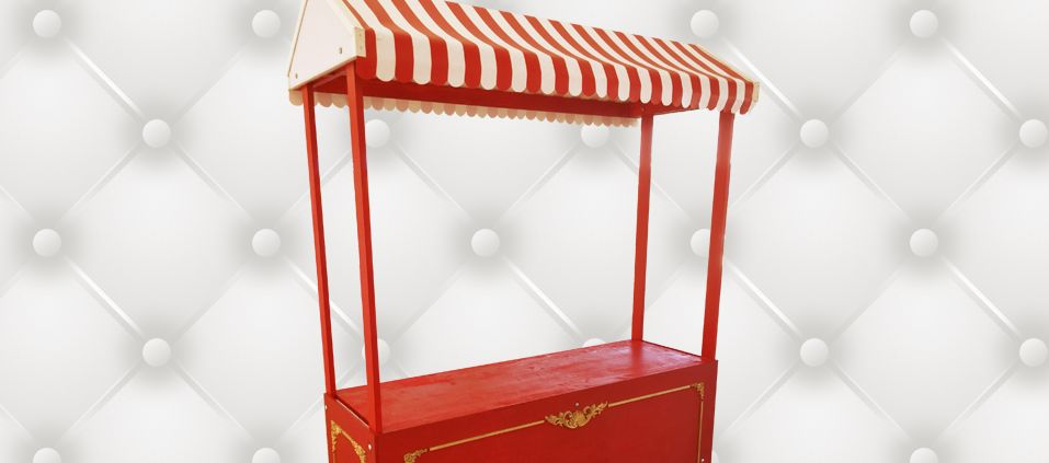 Popcornstand mieten