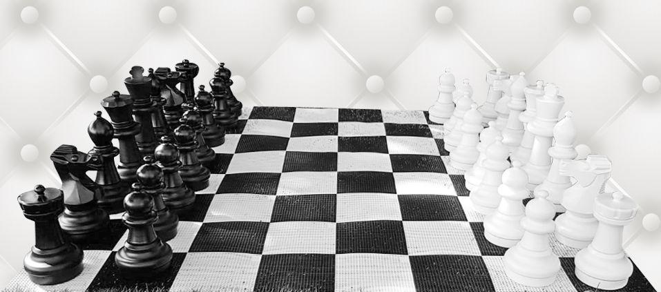 XL Spiele Riesenschach
